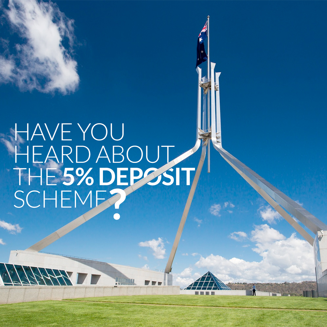Have you heard about the 5 percent Deposit Schemev2